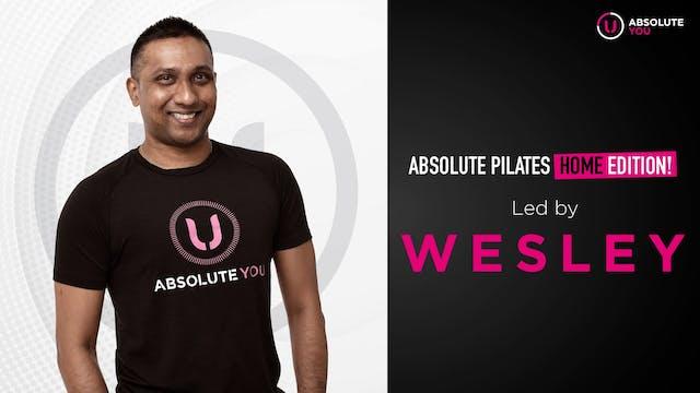 WESLEY - LEG STRENGTHENING 30 MIN (11...