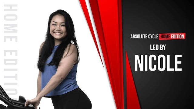 NICOLE - ABSOLUTE (12 August 2021)