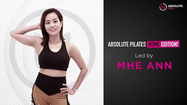 MHE ANN - ABS & ARMS (12 August 2021)...
