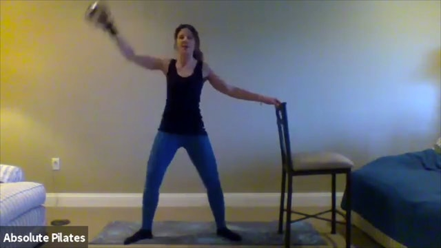 Barre and Restore with Donna 4.24