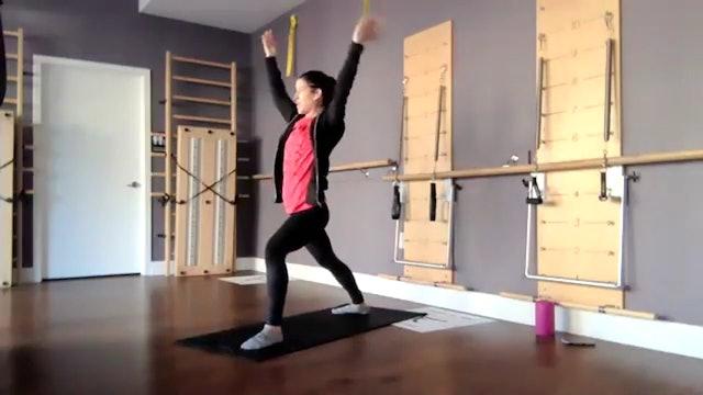 Yogalates 12_8_2020 with Allison