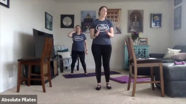 Barre HiiT with Bethany 4.10