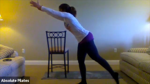 Barre with Donna 4.9