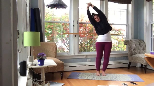 Pilates HIIT with Lynette 4/29/2021