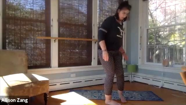 Mat HIIT with Lynette 3.22