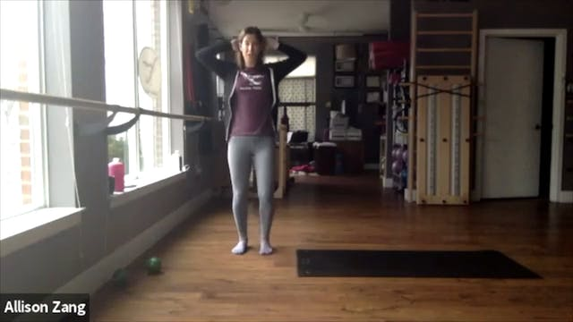 Barre with Allison 3.23