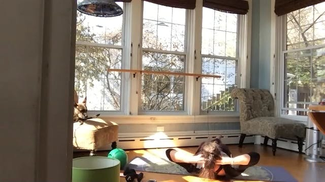 Pilates HIIT with Lynette 3/11/2021