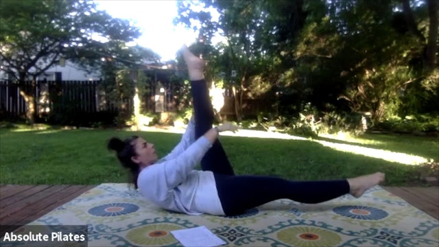 Mat Pilates with Lynette 6.9