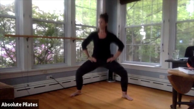 Barre with Lynette 5.20