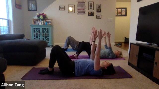 Mat Pilates with Bethany 3.19