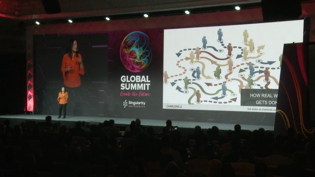 Charlene Li: Transforming Organizations