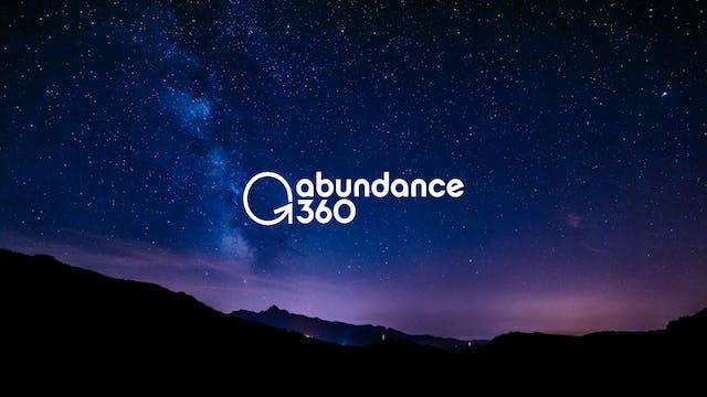 Abundance 360 2020 Day 1