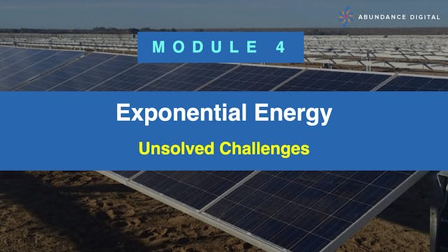 Exponential Energy Module 4 - Unsolve...