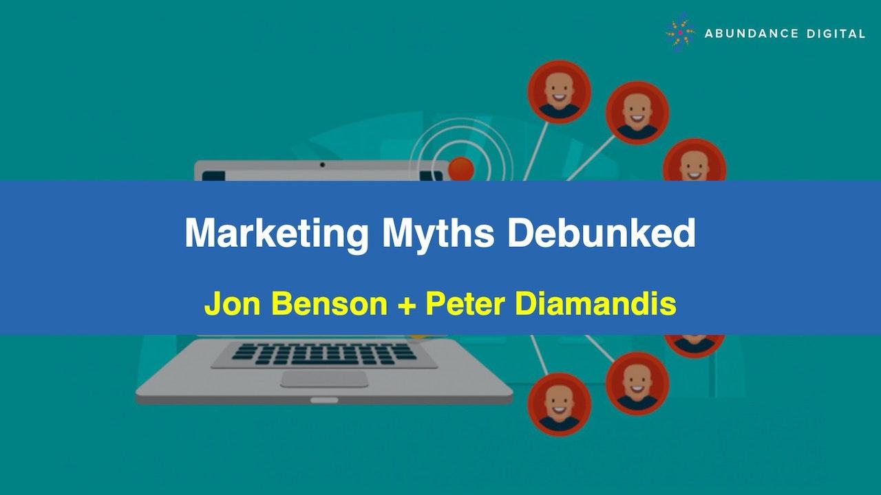 Copy Pro: Marketing Myths Debunked