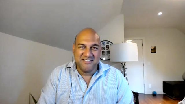 Salim Ismail + Being an Exponential E...