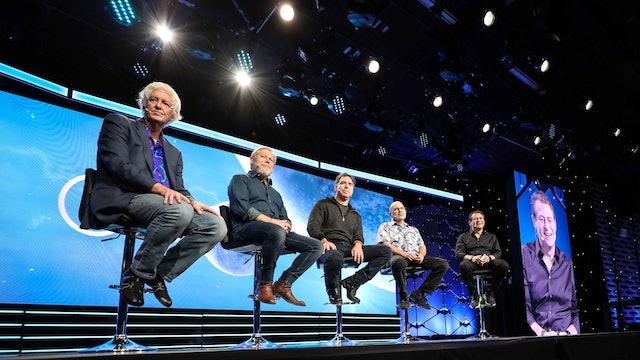 Panel Discussion: Peter Norvig + Avi Reichental + Greg Wyler + Marc Raibert