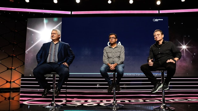 Panel Discussion: Jonathan Epstein + Hiten Shah