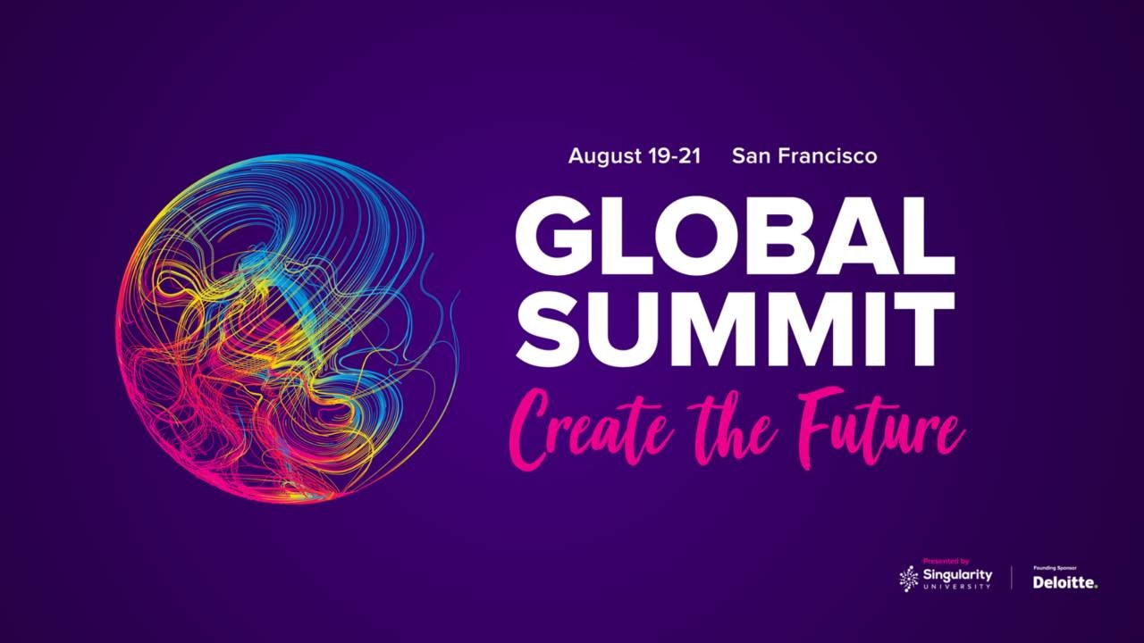 Singularity University Global Summit 2019