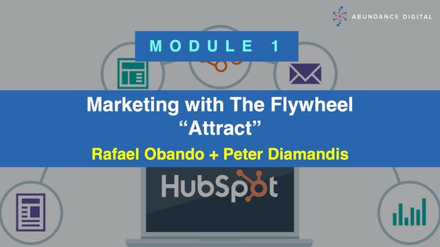 Hubspot Marketing with The Flywheel C...