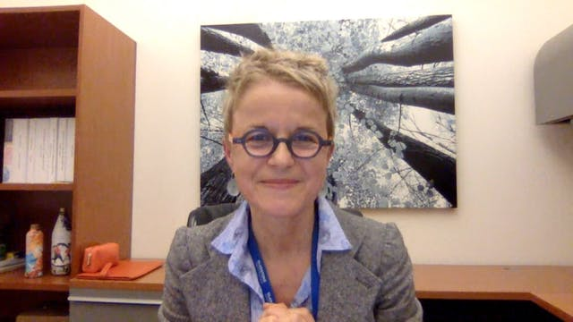 Melanie Ott, MD, PhD, Director, Glads...