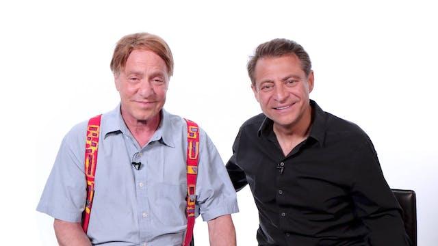 Ray Kurzweil + Peter Diamandis