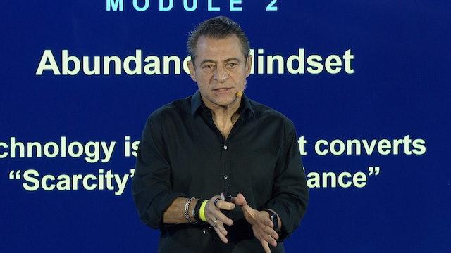 Module 2: Abundance Mindset Introduction