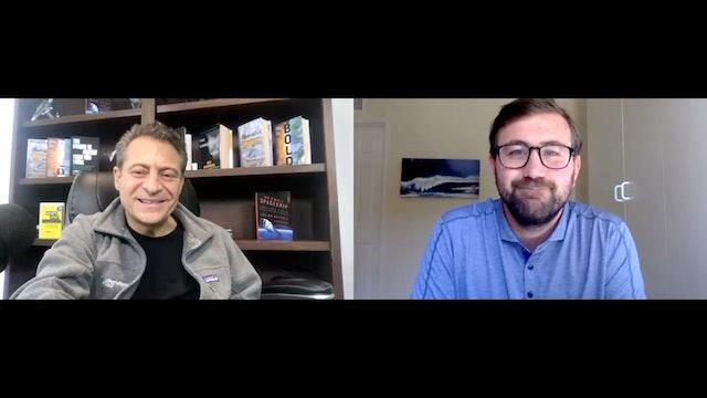 Business Mentorship with Maxx Bricklin - September 2020