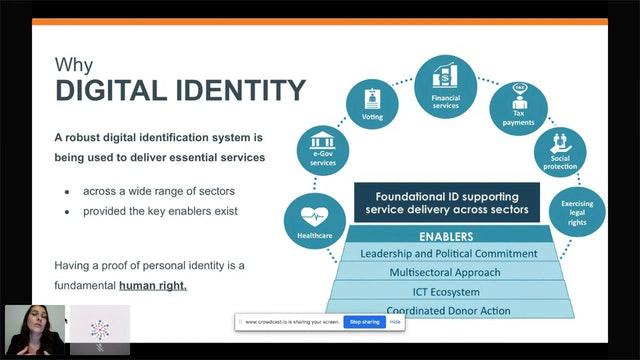 Dr. Mariana Dahan - Digital Identity in Times of Epidemic