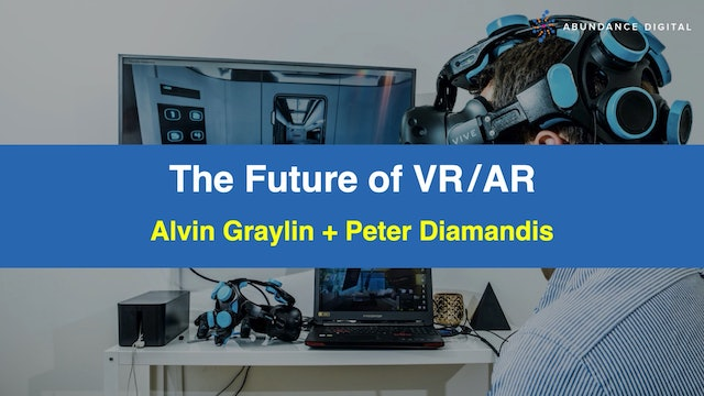The Future of VR/AR