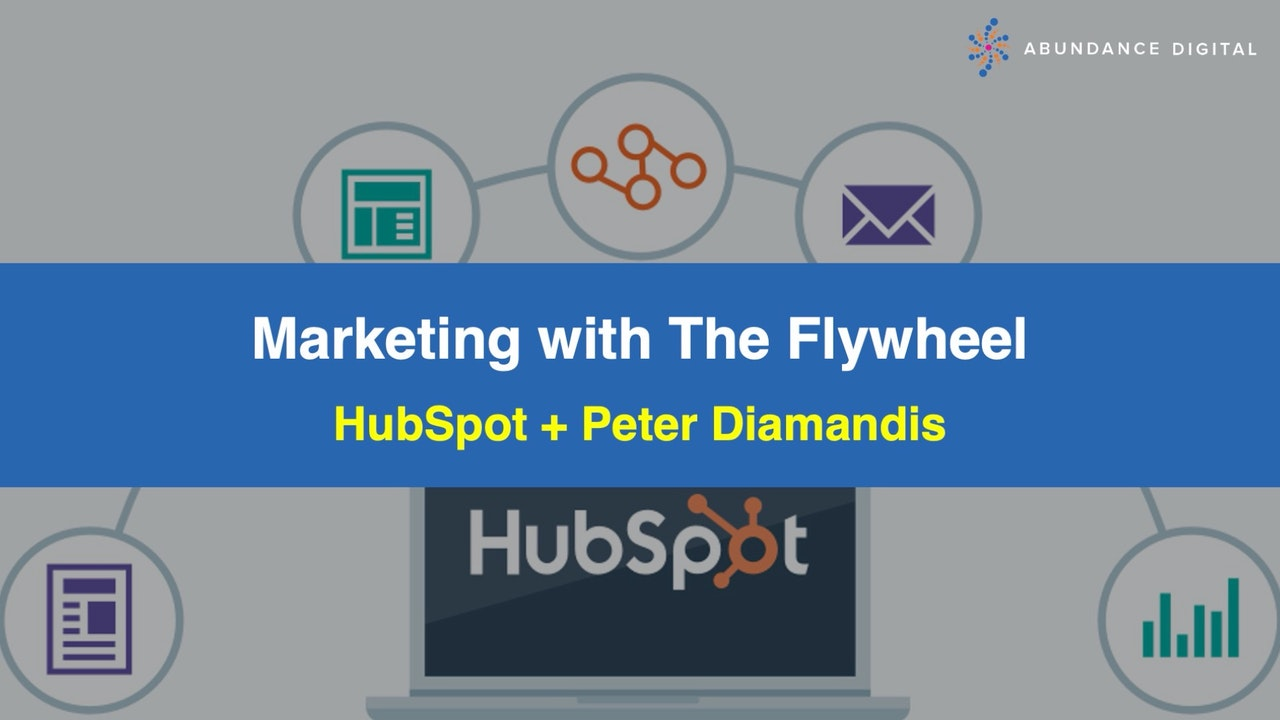 Hubspot Marketing with The Flywheel Course