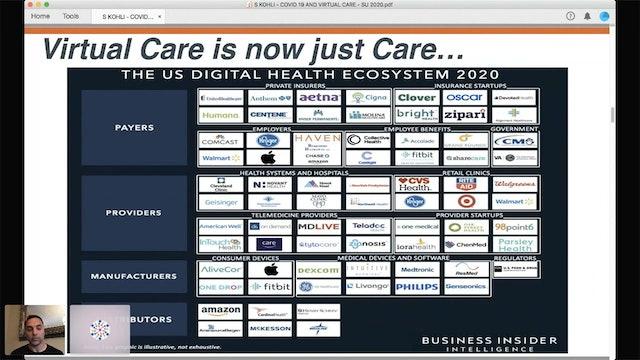 Dr. Sonny Kohli - What Digital Tech Could Be Useful in Managing Epidemics