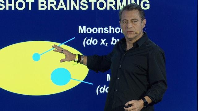 Moonshot Brainstorming