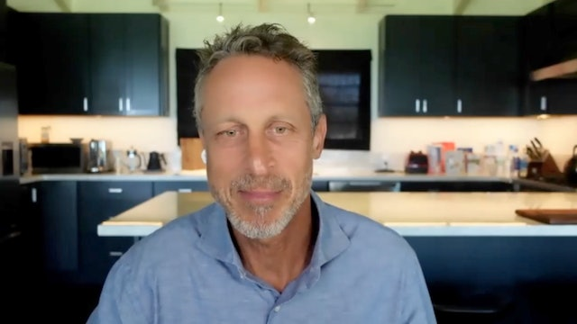 Dr. Mark Hyman + A Clear Roadmap to Healthy Nutrition