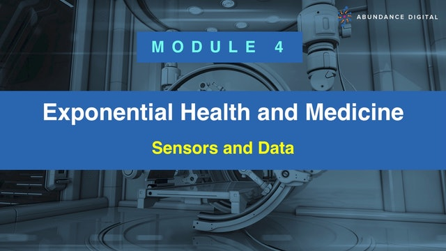 Module 4: Sensors and Data
