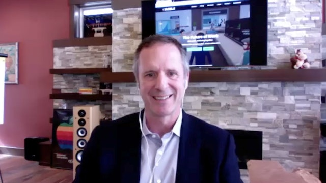 Glenn Sanford + The Future of Virtual Workplace