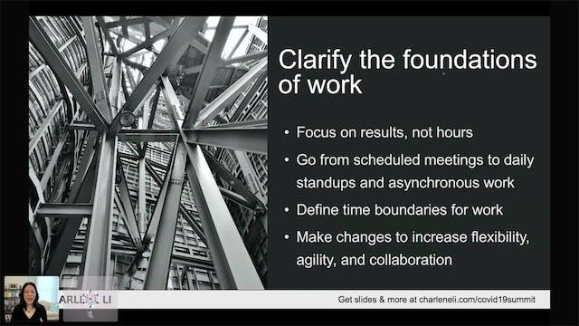 Charlene Li - Five Ways Your Leadersh...