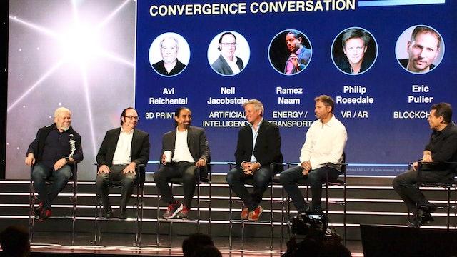 Convergence Catylyzer 1 - 3D Printing, AI, Robotics, VR/AR, Blockchain, Energy