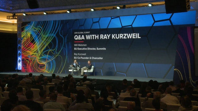 Ray Kurzweil Q&A