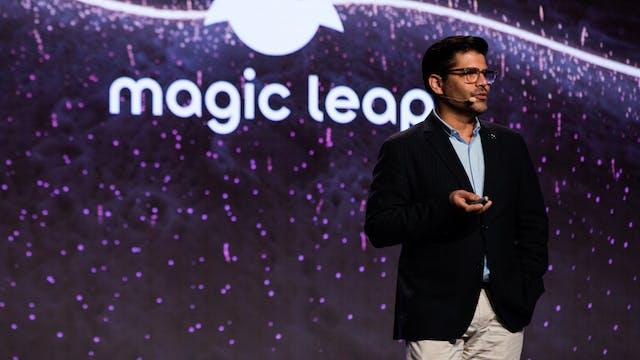 Magic Leap + The Future of Spatial Co...