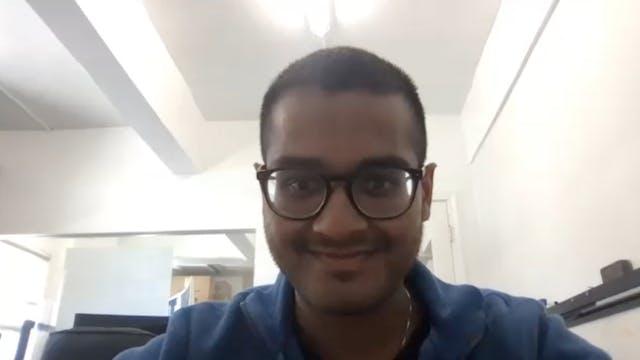 Rajat Bhageria + Chef Robotics