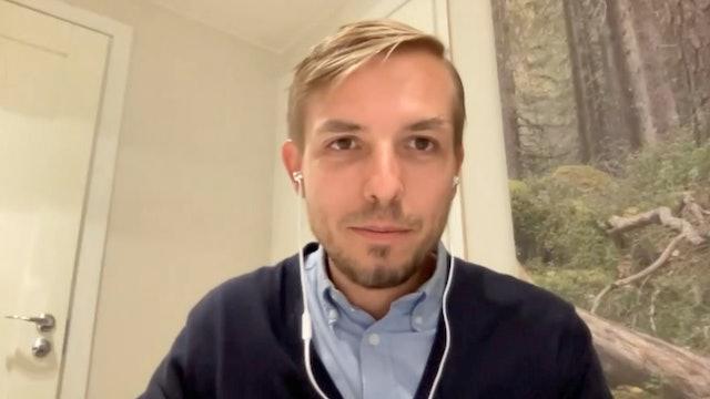 Kristian Ranta + Meru Health