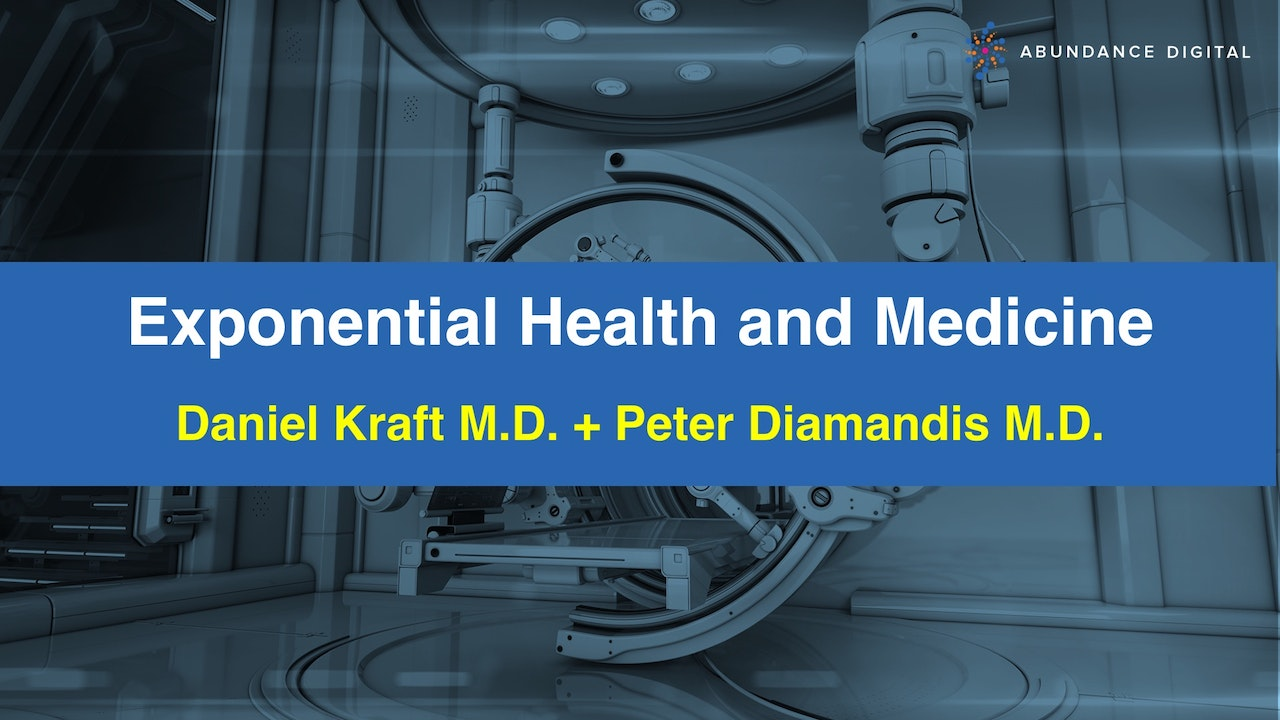 Exponential Health and Medicine