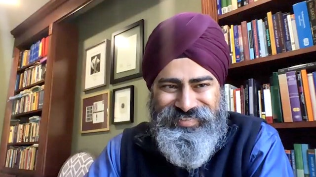 Harpreet Singh + How Do You Start Using AI?