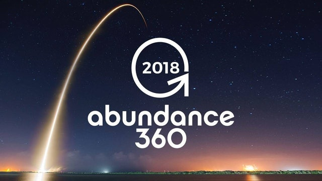 Abundance 360 Summit 2018