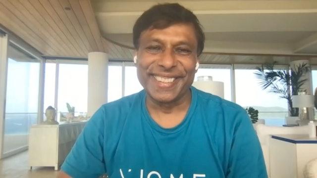 Naveen Jain + Viome