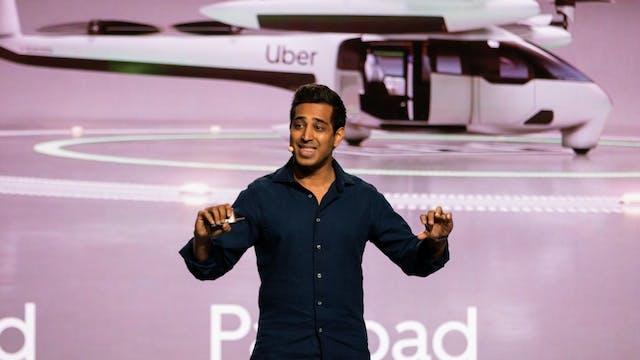 Nikhil Goel + Uber Air