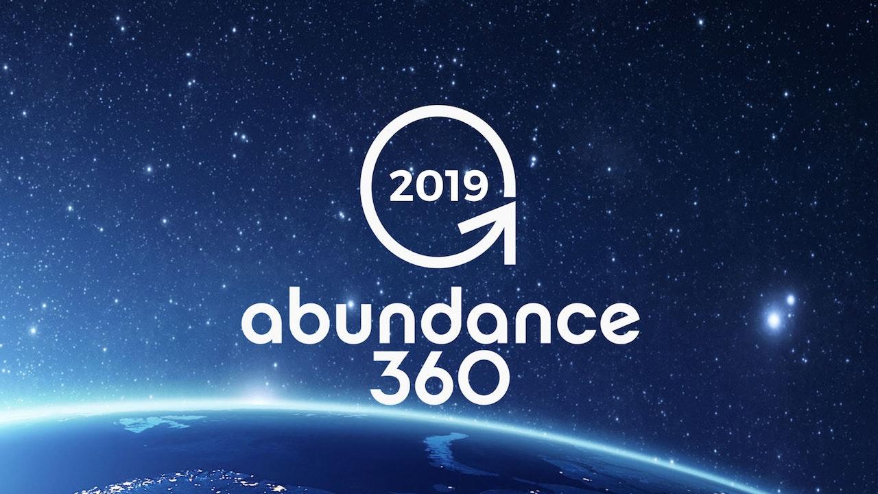 Abundance 360 Summit 2019