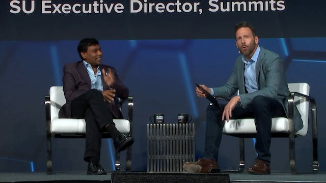 Naveen Jain: Moonshot Thinking