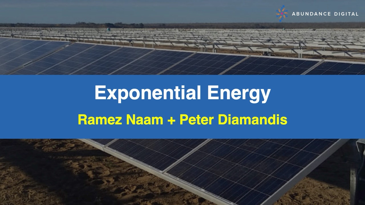 Exponential Energy