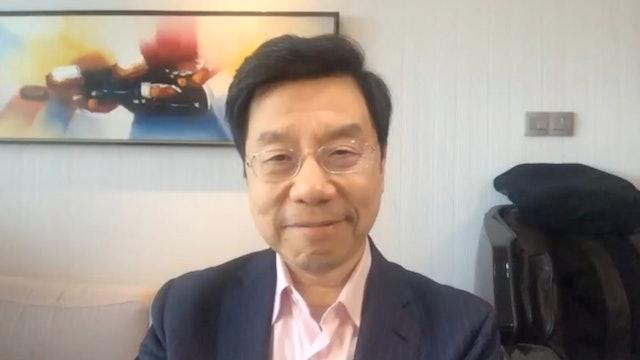 Dr. Kai-Fu Lee + AI 2041: Ten Visions for Our Future
